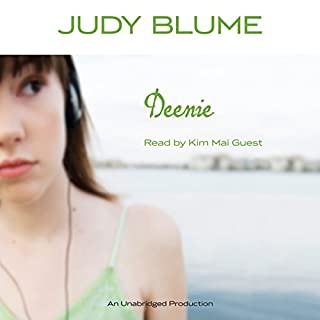 Deenie audiobook cover art