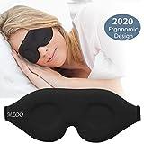 ZGGCD 3D Sleep Mask, New Arrival Sleeping Eye Mask for Women Men, Contoured Cup Night Blindfold,...