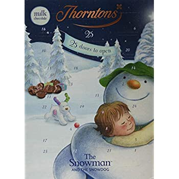 Cheap Grocery Thorntons Seasonal Snowman And Snow Dog