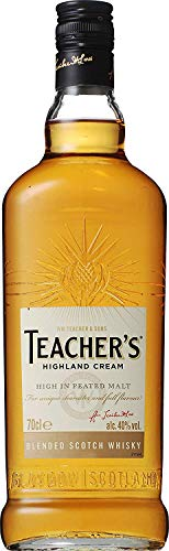 Teacher's Blended Scotch Whisky (1 x 0.7 l)
