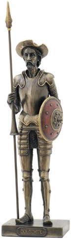 Challenge the lowest price of Japan Man La Mancha: Statue Quixote Don Sculpture Over item handling