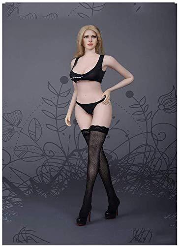 ZSMD 1/6 naadloze kousen ondergoed set action pop kleding voor HT Verycool TTL Play Phicen B