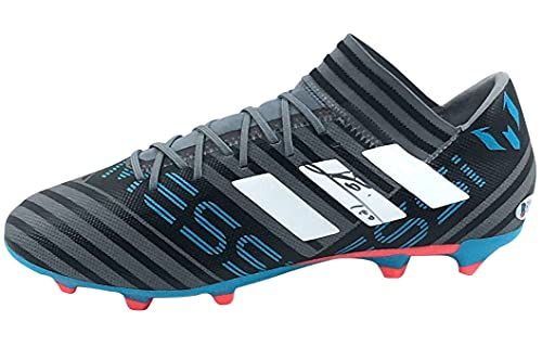 Lionel Messi Signed Autographed Adidas Nemeziz Soccer Cleat Beckett