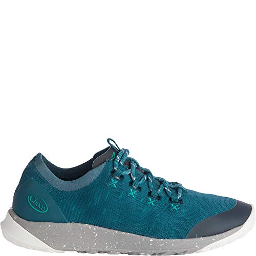Chaco Women's Scion Trail Running Shoes (9.5 B(M) US, Teal)