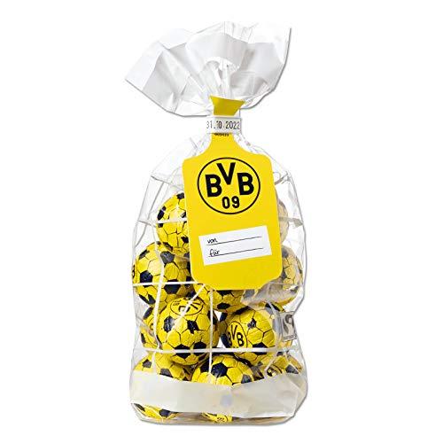 Borussia Dortmund BVB Schokoladen Fußbälle Fairtrade aus Vollmilchschokolade (30% kakao)