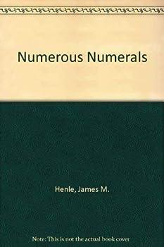 Paperback Numerous Numerals Book