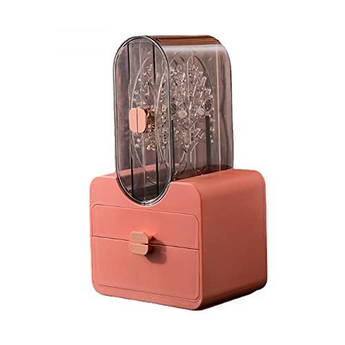 MUY Suministro Directo de fábrica Caja de joyería de Acabado de Escritorio de Roble Retro Estilo Chino joyería múltiple Caja de Almacenamiento de Madera cosmética Caja de Recuerdo Día de San Valentín