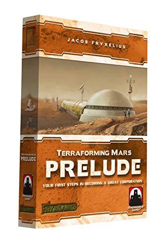 Stronghold Games STG07202 - Gioco in scatola 'Terraforming Mars', multicolore