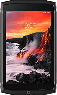 "Crosscall Core-T4 - Tableta de 8"" (1280 x 800 Pixels, 3 GB RAM, 32 GB, cámara Frontal 5 MP, Sensor 13 MP, Android 9.0 Pie, WiFi, Bluetooth, NFC) Negro (B0852LB4F9) | Amazon price tracker / tracking, Amazon price history charts, Amazon price watches, Amazon price drop alerts"