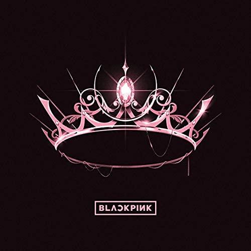 Official - Blackpink (El álbum) - Póster de portada del álbum (30,5 x 30,5 cm)