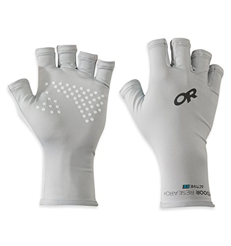 Outdoor Research Activeice Spectrum Sun Gloves - Fingerless UV Hand Protection