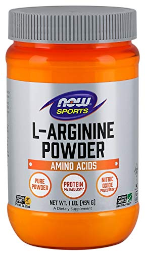 Now Foods L-Arginine, Pure Powder, 0.545 kg