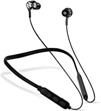 FANMADE HP17 Magnetic Neckband Wireless Bluetooth Earphone Bult in Mic for Redmi Note 10 10pro 9 9pro 8 7 7s Mi 11 10i A2 A3 Y3 Y2 K30 K20 Mix3 2 9shadow 9power 9prime Mix Alpha All Smartphone