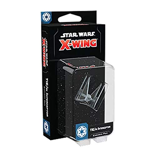 X Wing Star Wars 2nd Edition TIE/in Interceptor Expansion Pack - English
