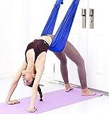 TOCO FREIDO Adjustable Fitness Yoga Ballet Stretching Strap, Exercise Flexibility Door Stretcher Strap/Back Bend Assist Trainer, Yoga Swing for Aerial Yoga Ballet Cheer Gymnastics Taekwondo Dancers
