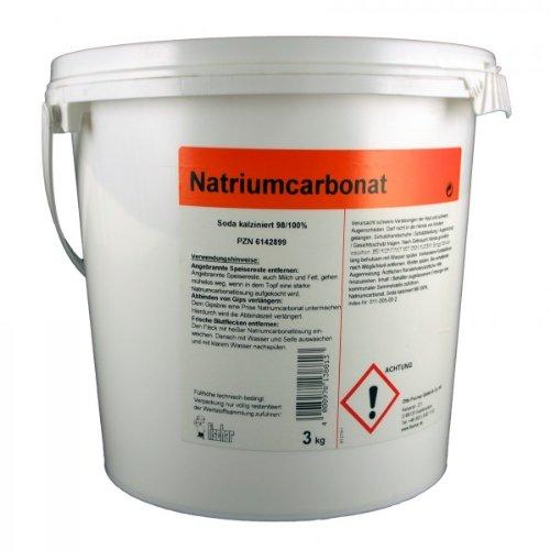 Natriumcarbonat techn. 3 kg