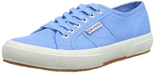 Superga 2750 Cotu Classic, Sneaker Unisex - Adulto, Blu (Azure Blue 00t), 38 EU