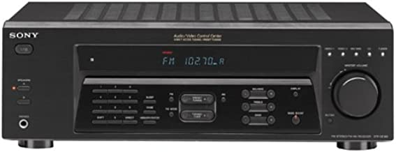 Sony STR-DE185 Stereo Receiver (Discontinued by Manufacturer)