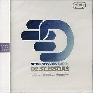 STONE,SCISSORS,PAPER,「02.SCISSORS」