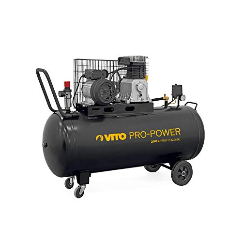 VITO Pro Power 200 Liter Kompressor 300 Bar 230v...
