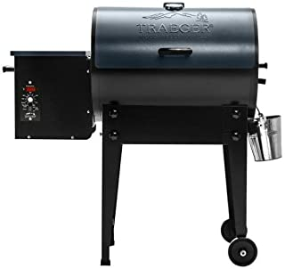 GRILL TAILGATER PRO BLUE