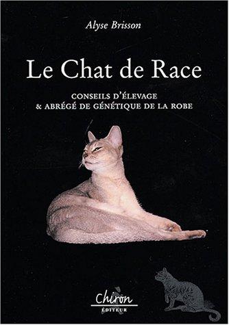 Le chat de race