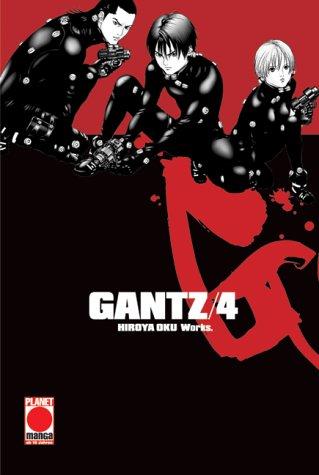Gantz 04.
