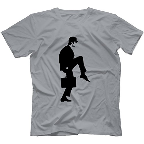 Ministry of Silly Walks T-Shirt, Grau, XX-Large