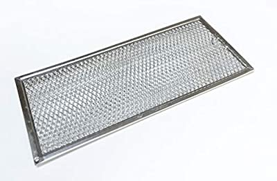 OEM Samsung Microwave Grease Filter Shipped with ME18H704SFS, ME18H704SFS/A2, ME18H704SFS/AA, ME18H704SFS/AC