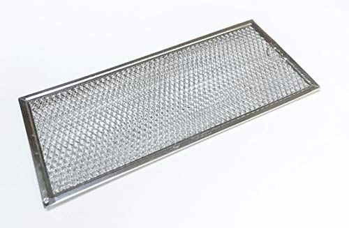 OEM Samsung Microwave Grease Filter Shipped with ME21H706MQS, ME21H706MQS/AA, ME21H706MQS/AC, ME21H706MQW, ME21H706MQW/AA