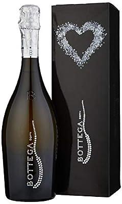 Bottega Diamond White Spumante Brut Pinot Noir, 75 cl