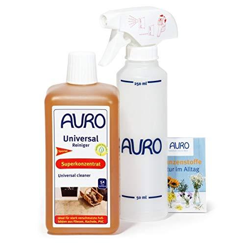 Auro Universal Reiniger (Superkonzentrat) 0,5 Liter mit 250 ml Dosierspender