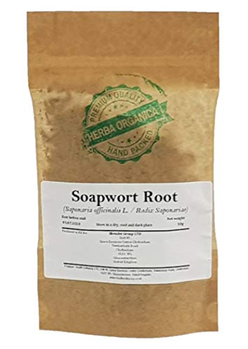 Jabonera Raíz / Saponaria Officinalis L / Soapwort Root # Herba Organica # Hierba De Jabón, Hierba De Jaboneros, Yerba Jabonera (50g)