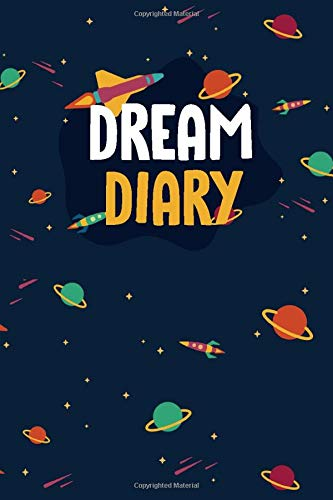 Dream Diary: This Dream Diary assists on recording your Dreams, Personal Reflections, Feelings and Waking Dream Experiences. Great Tracker and Journal ... Men and Women with or without lucid Dreams