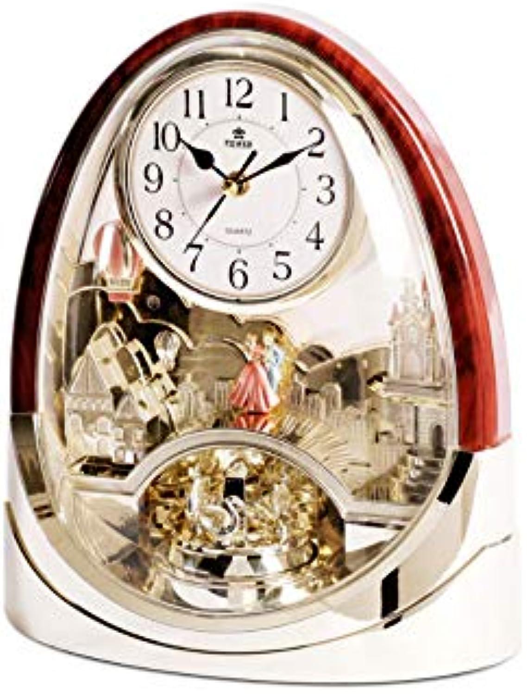 Unbekannt Rhythm Crystal Magic Motion Musical Clock