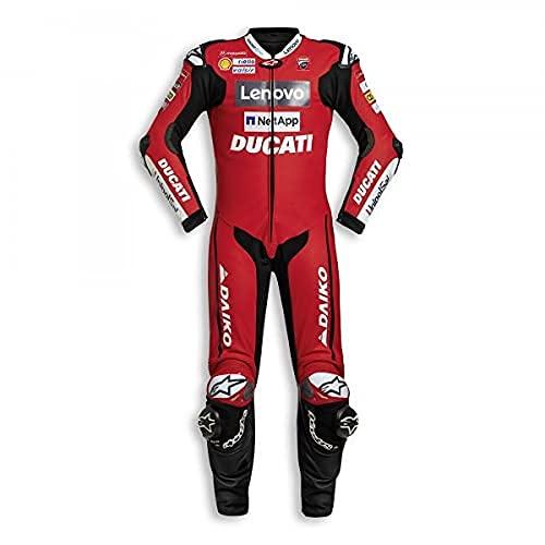 Ducati Replica MotoGp einteiliger Lederkombi Größe 50