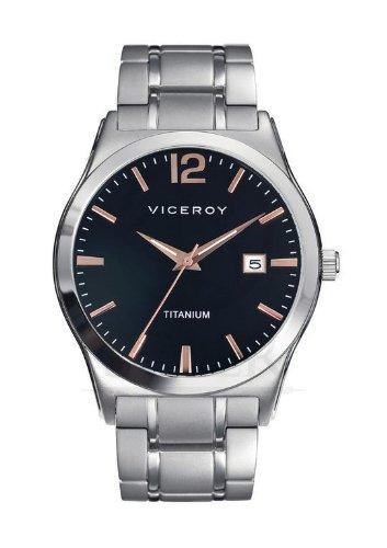 Viceroy 47723-55 - Reloj, Correa de Titanio