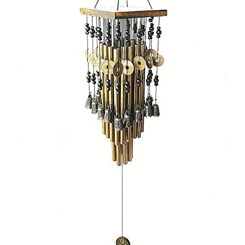 ZMYY - Carillones de viento de estilo tradicional chino para patio y terraza