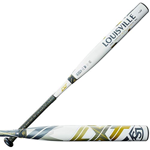 Louisville Slugger FP Lxt X20 (-11) Fastpitch Bat - 33', purple
