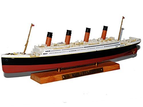 Atlas RMS Titanic Luxusdamper Schiff 1/1250 Schiff Modell
