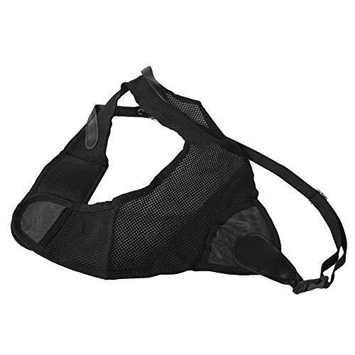 Samfox Brustschutz, Verstellbarer Bogenschießen Brustschutz Der Linke Seite passt für den rechten Bogenschützen