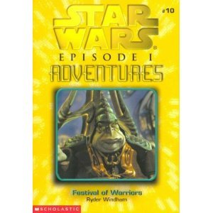 Festival of Warriors - Book  of the Star Wars Legends