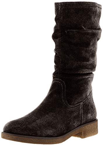 Tamaris Damen 1-1-26484-23 Hohe Stiefel, Schwarz (Black 1), 41 EU