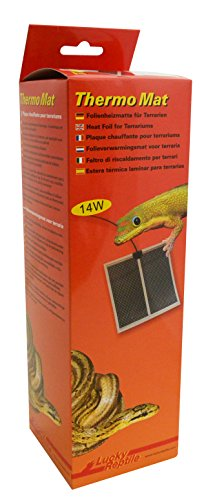 Lucky Reptile HTM-14 Thermo Mat 14 W, Heizmatte für Terrarien