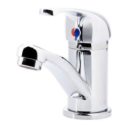IKEA OLSKAR - Wash-basin mixer tap chrome-plated