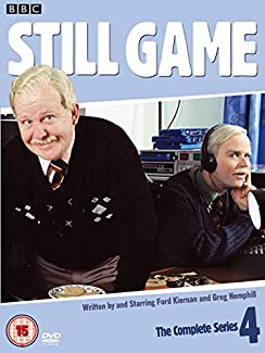 Still Game - The Complete Series 4