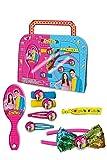 Recensione Kit Accessori per capelli Me contro te. spazzola, cerchietto, spille, elastici. accessori bambina. Me contro te