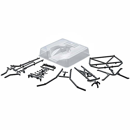 Axial AX80046 SCX10 Roll Cage Flat Bed