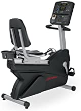 Life Fitness Integrity Recumbent Bike (Certified Refurbished)
