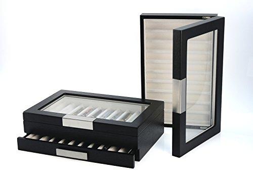 XL Stiftebox für 20 Füller Kugelschreiber Federhalter Stifte E Zigaretten
